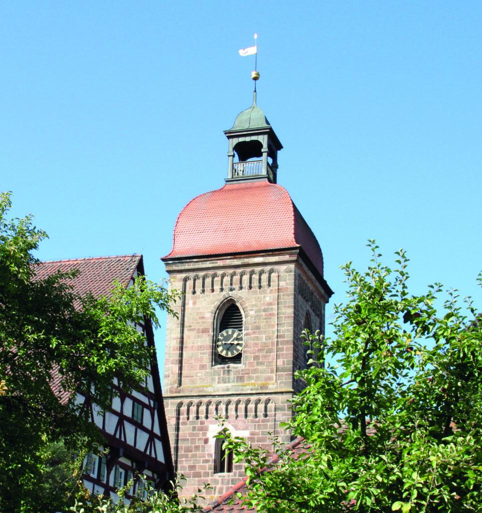St. Laurentius-Kirche Roßtal